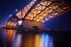 Puente de Seongsan fotos de archivo