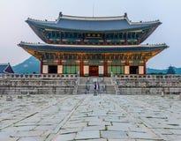 Puente de Seongsu en Seul, Corea Fotografía de archivo