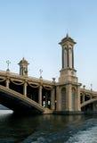 Puente de Seri Gemilang Fotos de archivo libres de regalías