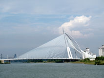 Puente de Seri Wawasan Imagen de archivo