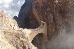 Puente de Shahara Fotos de archivo