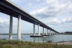 Puente de Sheppey Foto de archivo libre de regalías