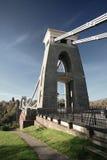 Puente de suspensión de Clifton, del oeste Foto de archivo libre de regalías