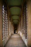 Puente de suspiros, Cambridge Foto de archivo