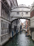 Puente de suspiros, Venecia Fotografía de archivo libre de regalías