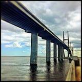Puente de Sydney's Lanier Foto de archivo libre de regalías