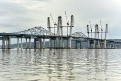 Puente de Tappan Zee - Nueva York foto de archivo