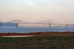 Puente de Tappanzee Fotos de archivo