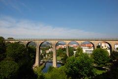 Puente de Termas de S Pedro hace Sul fotografía de archivo