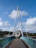 Puente de travesía de Miller Fotos de archivo libres de regalías