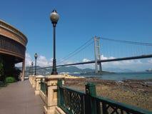 Puente de Tsing mA Foto de archivo