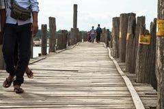 Puente de U-Ben Fotografía de archivo libre de regalías