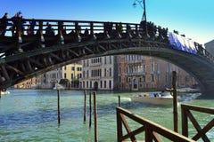 Puente de Venecia foto de archivo