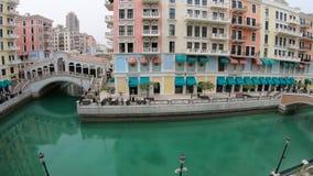Puente de Venecia Doha metrajes