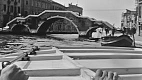 Puente de Venecia de tres arcos metrajes