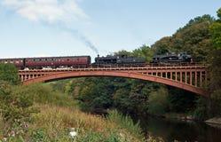 Puente de Victoria foto de archivo