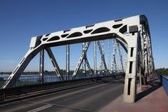 Puente de Vistula Fotografía de archivo libre de regalías