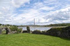Puente de Waterford Imagen de archivo libre de regalías