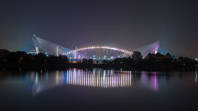 Puente de Wawasan Fotografía de archivo libre de regalías