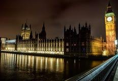 Puente de Westminster Imagen de archivo libre de regalías