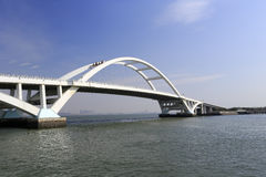 Puente de Wuyuanwan Fotografía de archivo libre de regalías