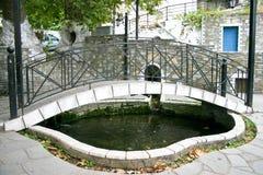 Puente del amor Imagenes de archivo