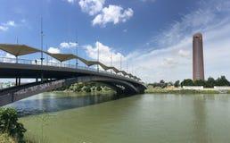 Puente del Cachorro Stock Photo