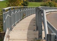 Puente del camino Fotos de archivo