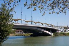 Puente del Cristo de la expiracion in Seville Royalty Free Stock Photos