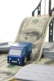 Puente del dinero Imágenes de archivo libres de regalías