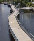 Puente del ejercicio Fotografía de archivo