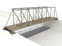 Puente #1 del hierro libre illustration