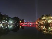 Puente del hijo de Ngoc Fotografía de archivo libre de regalías
