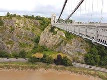 Puente del impulso Foto de archivo