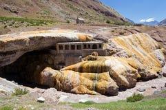Puente del Inca Royalty-vrije Stock Foto's