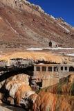 Puente del inca Fotos de archivo