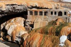 Puente del inca arkivfoto