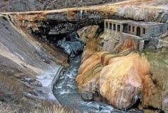 Puente del Inca, Mendoza, la Argentina Imagen de archivo libre de regalías