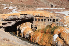 Puente del inca Royalty Free Stock Photo