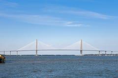 Puente del Jr Puente Foto de archivo