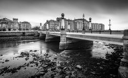 Puente del Kursaal Stock Photography