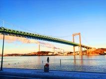 """Puente del lvsborg del """"de à en Goteburgo Imagen de archivo libre de regalías"""