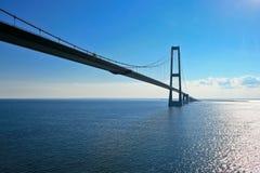 Puente del mar Imagen de archivo libre de regalías