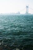 Puente del mar Imagenes de archivo