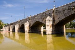 Puente del Mar Royalty Free Stock Photography