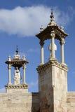 Puente del Mar (Bridge of the sea), Valencia, Spain Royalty Free Stock Image
