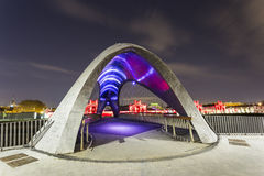 Puente Del Matadero Fotografia Royalty Free
