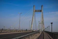 puente del naini fotos de archivo libres de regalías