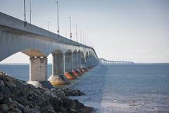 Puente del océano Imagen de archivo libre de regalías