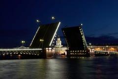 Puente del palacio fotografía de archivo
